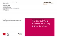 SOLARCHVISION Studies on Young Cities Project
